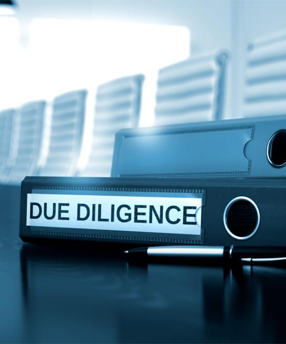 Regulatory Due Diligence